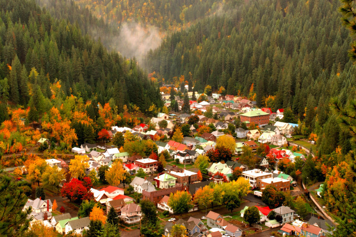 Here Are The 10 Most Beautiful Small Towns In Idaho