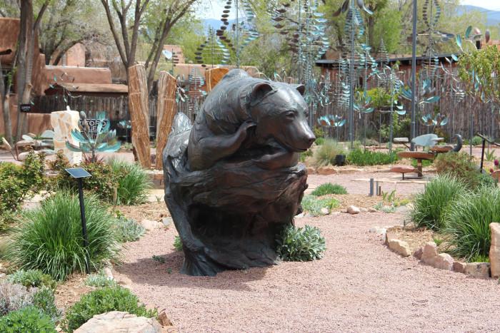 8. Wiford Gallery, Santa Fe
