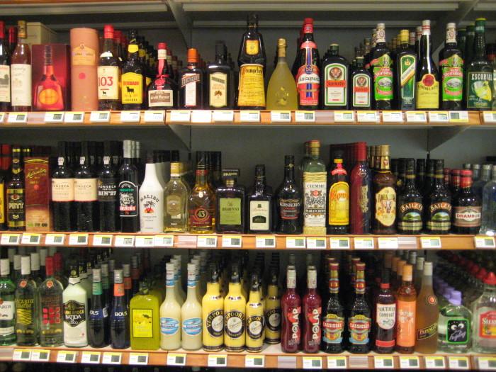 10. Buy your booze on Saturdays.