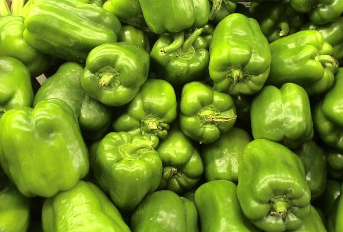 """8. And we call green peppers """"mangoes."""""""