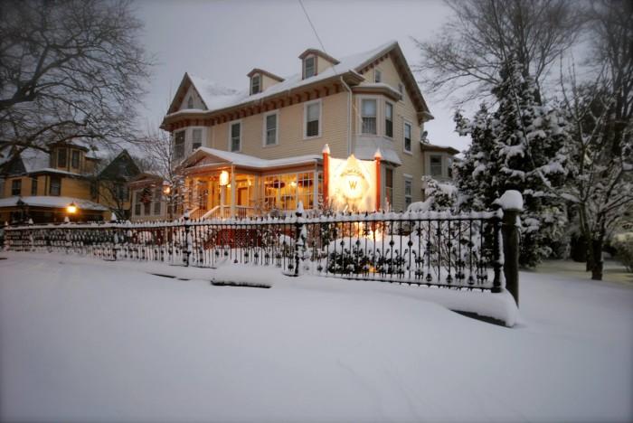 13. Wilbraham Mansion, Cape May