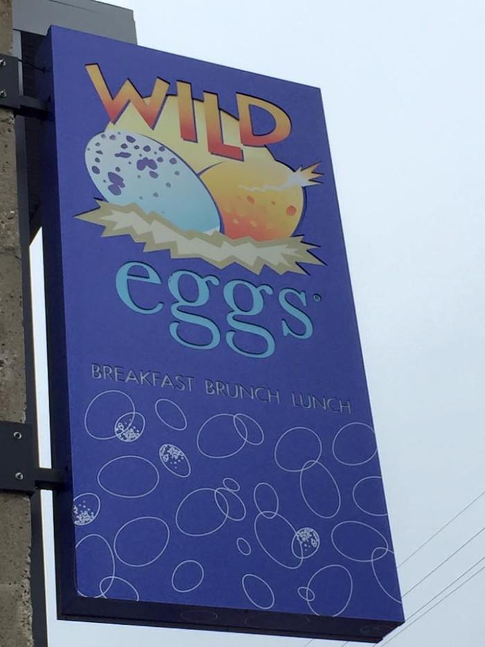 12. Wild Eggs