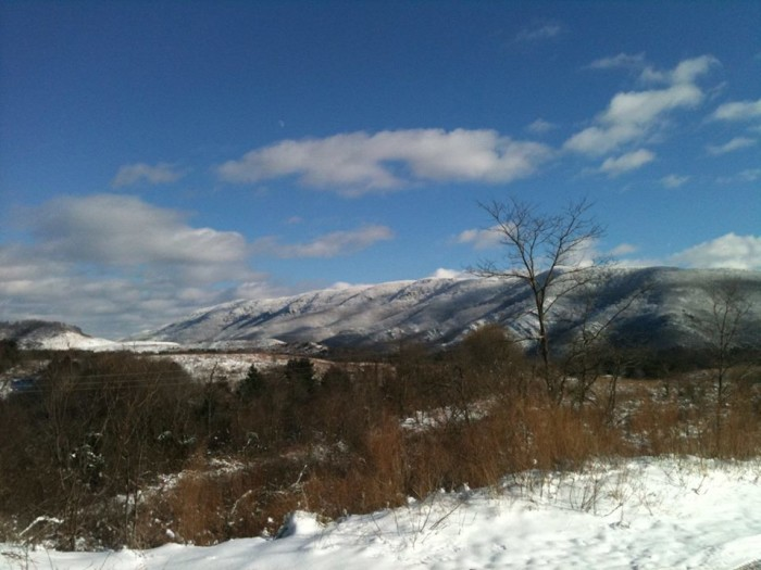 5. Wilderness Trail from Brush/Cumberland Mountain