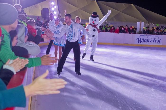 8. WinterFest at Cooper River Park, Pennsauken