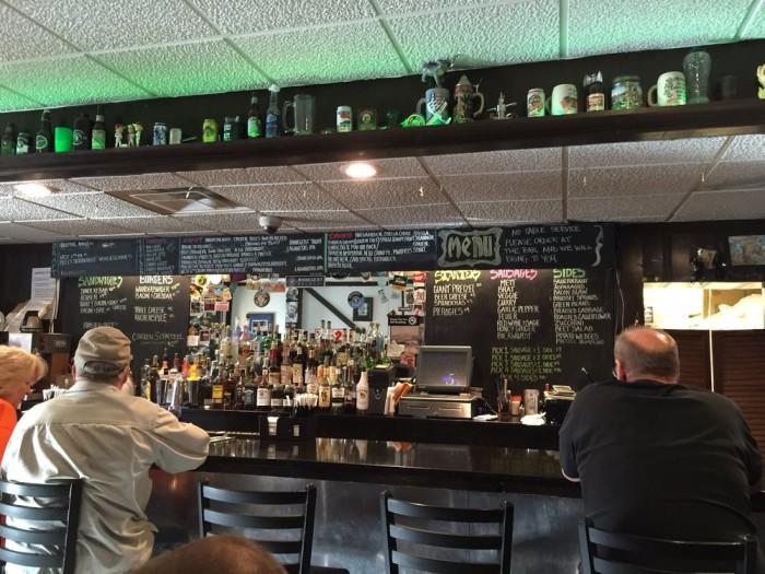 4. Wunderbar at 1132 Lee Street in Covington.