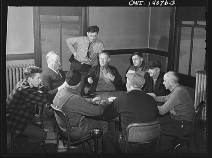 YMCA Card Game Group