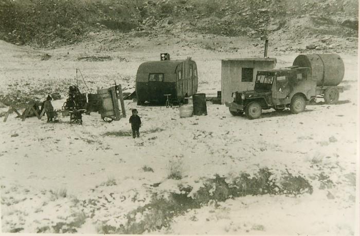 12. Yellow Cat Mine Camp, 1950