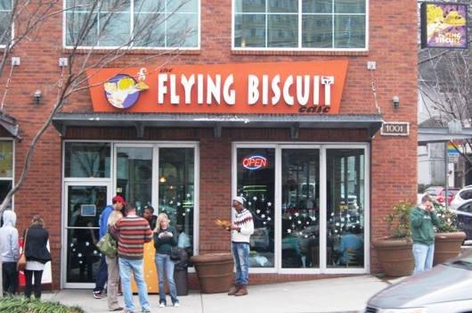 5. The Flying Biscuit Cafe, Atlanta