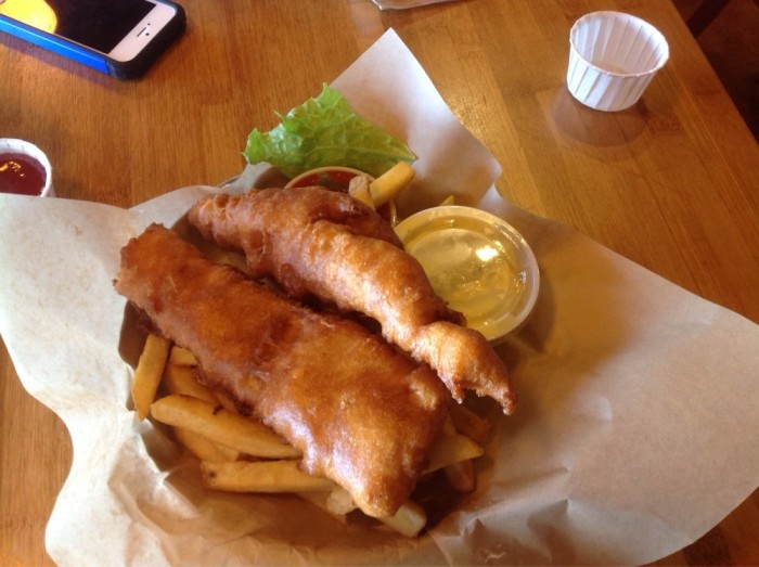 11 restaurants with the best fish and chips in washington for Best fish and chips in seattle