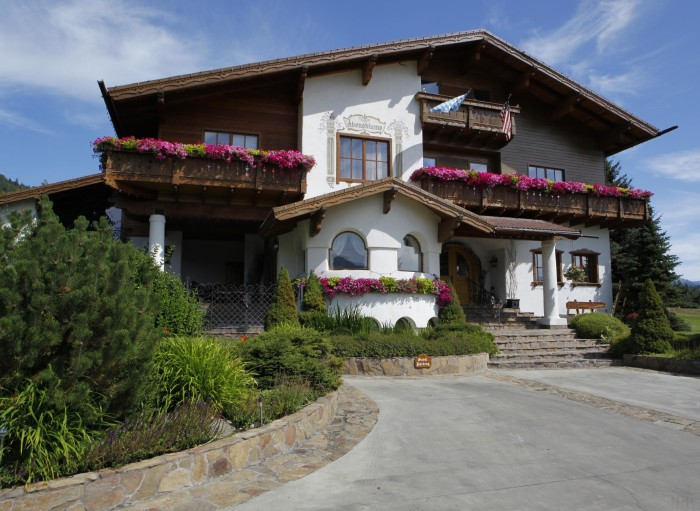 7. Abendblume Inn, Leavenworth