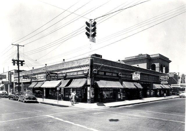 7. Here's an image of Alexandria, LA, 4th and Murray Street from 1950s.