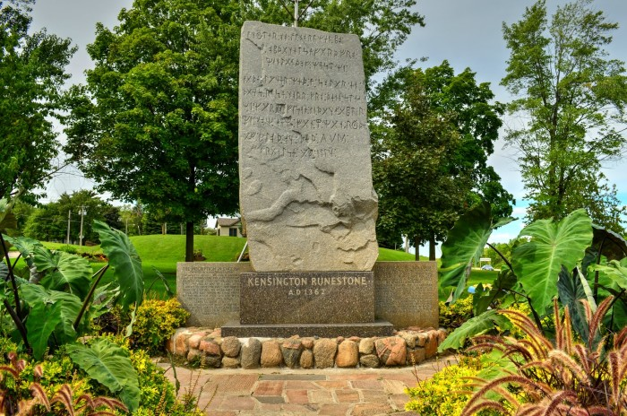 4. Runestone County Park