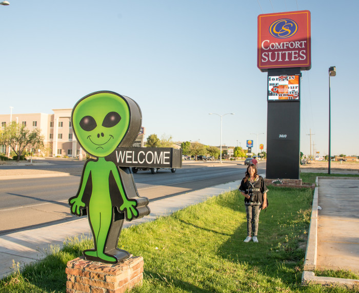 15. Roswell
