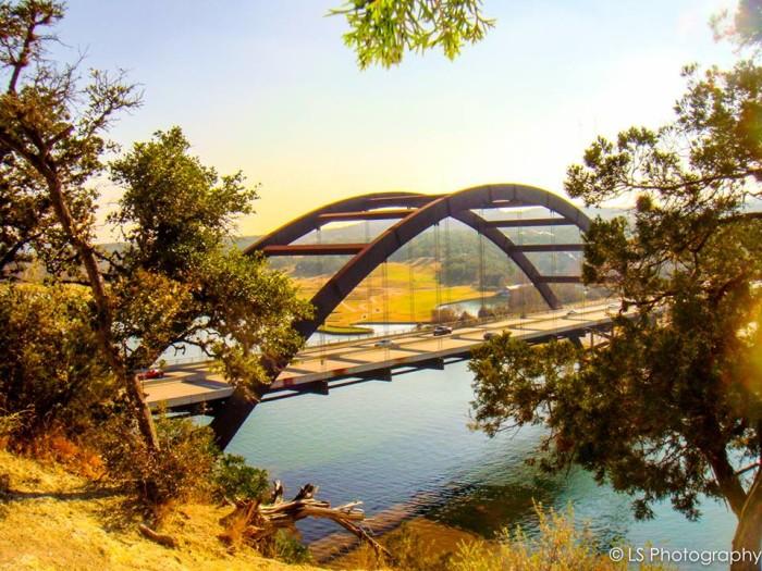 9. Bridge in Austin