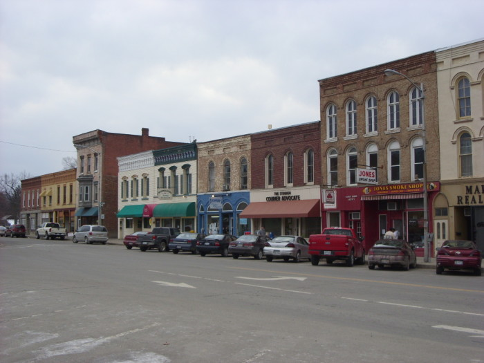15. Named after the English city of Bath, we conclude our list with this small Western New York village. Your chances of becoming a victim of crime in this area? One in 21.