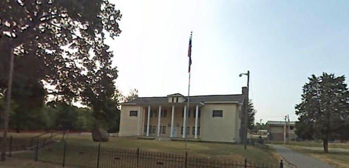 21. Bauxite Historical Association Museum