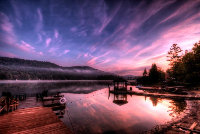 2. Big Moose Lake