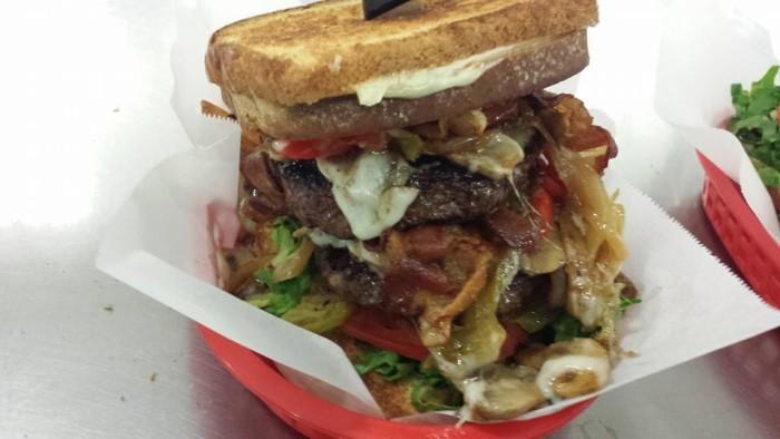 2. Black Mountain Burger Co., Lincoln