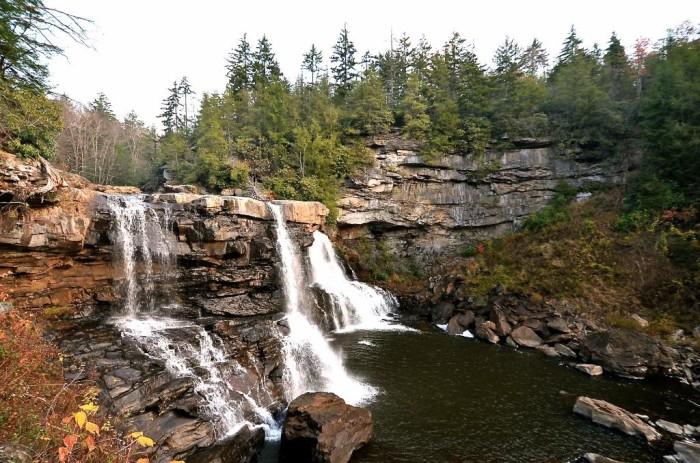 10. Blackwater Falls