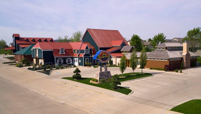 3. Orange City - Blue Mountain Culinary Emporium