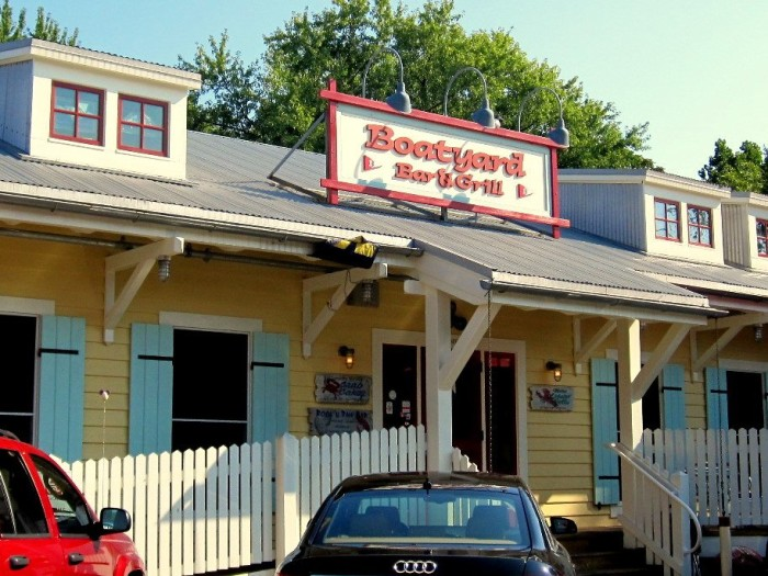 12) Boatyard Bar & Grill, Annapolis