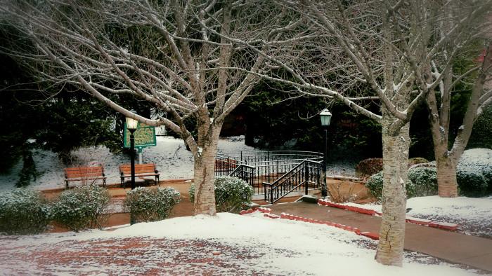 13. Boiling Springs
