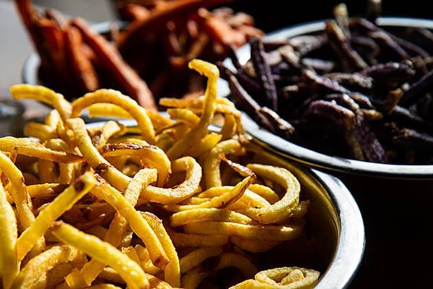 Best Fries in Idaho