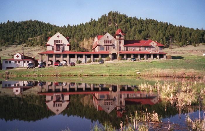 8. Boulder Hot Springs Inn and Spa, Boulder