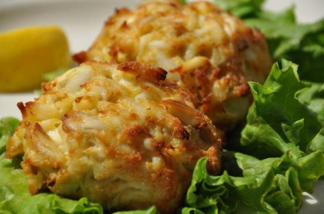 Best Crab Cake Annapolis Maryland