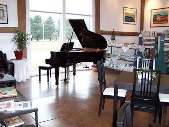 11.  Take in some jazz at Brandon Music in Brandon.