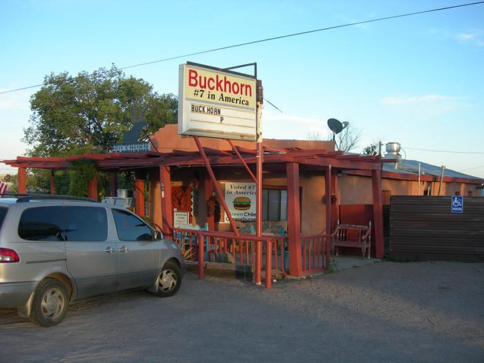 8. Buckhorn Tavern