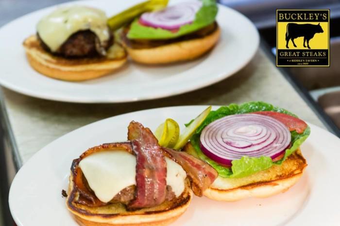 3. Buckley's Great Steaks, Merrimack