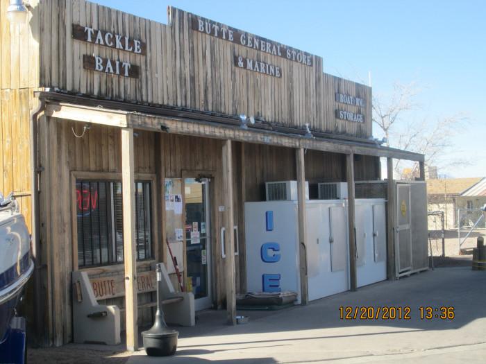 5. Butte General Store, Elephant Butte