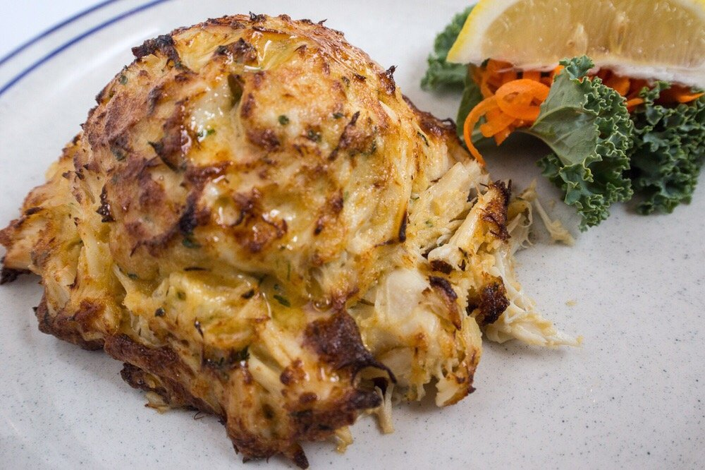 Baltimore Best Crab Cakes