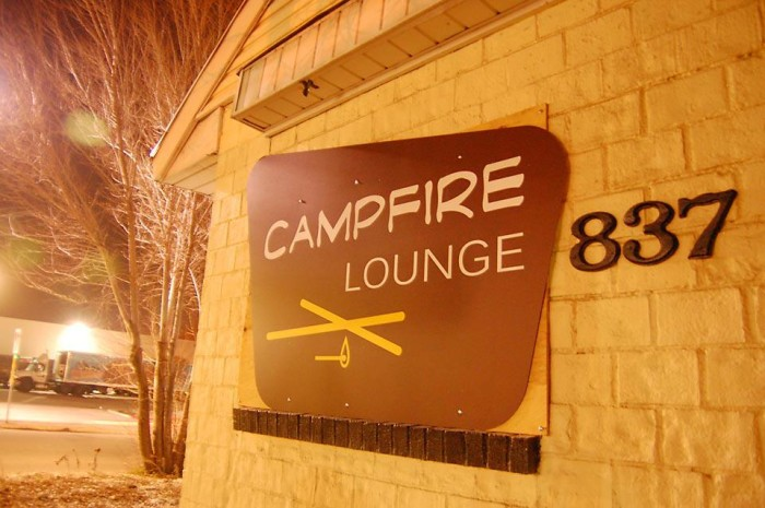 1. Campfire Lounge