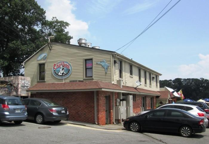 4) Cantler's Riverside Inn, Annapolis
