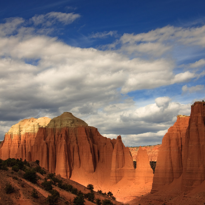 8. Cathedral Valley, Capitol Reef National Park