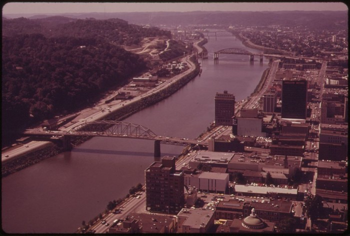 13. This was the city of Charleston in 1973.
