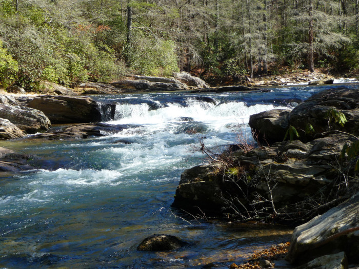 C is for Chattooga River