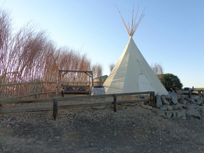 6. Teepees at Cherry Wood Bed and Breakfast, Zillah