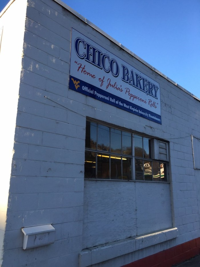 2. Chico Bakery in Morgantown