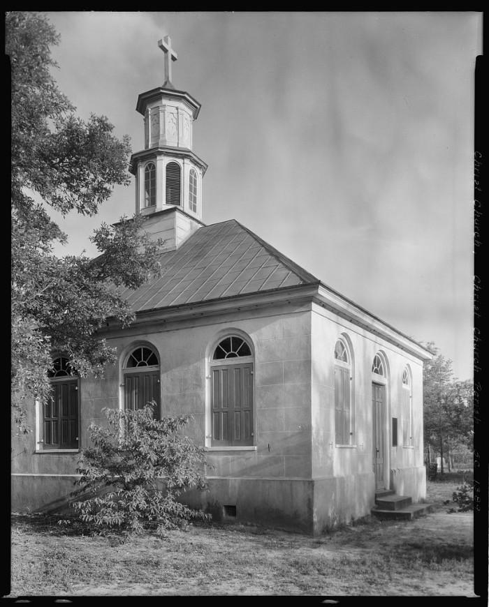 16. Christ Church, Charleston County. 1938.