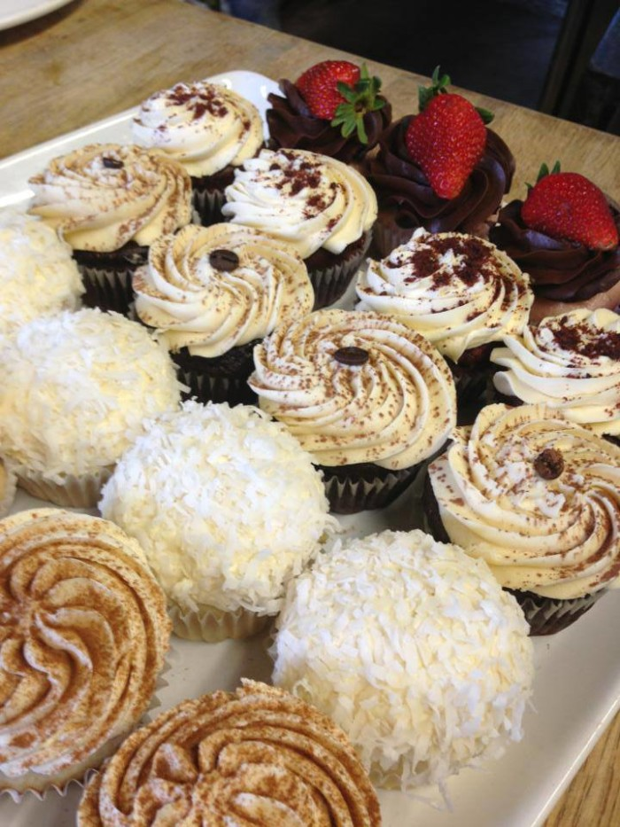 9. Cinnamon Roll Cupcakes at Boots Bakery, Spokane
