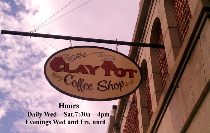 4.  The Clay Pot - Florence, SC 166 S Dargan St, Florence, SC 29506