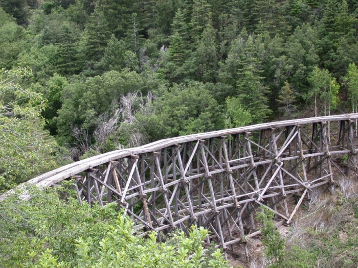 2. Mexican Canyon Trestle, near Cloudcroft