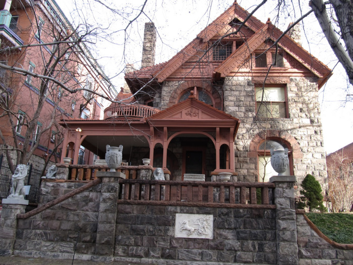 6. Colorado: Molly Brown House, Denver