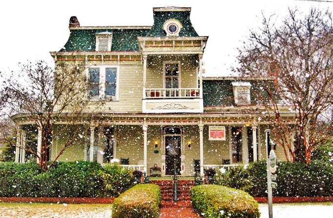 2. Rothschild Pound House Inn - 201 7th street , Columbus, GA 31901