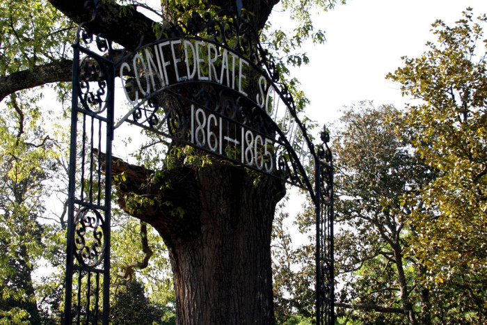 11. Visit the Confederate Soldier section of Elmwood Cemetery.