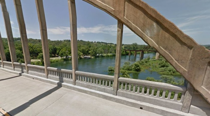 19. Cotter Bridge