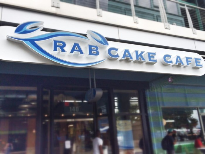 7) Crab Cake Cafe, National Harbor